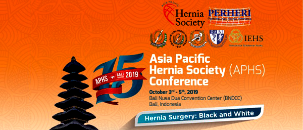 The 15th Asia Pacific Hernia Society (APHS) Conference