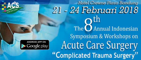 The 8th Acute Care Surgery