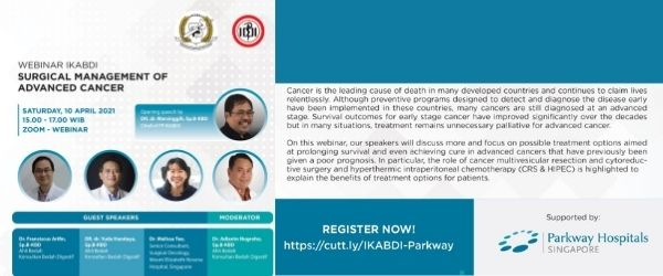 Surgical Management of Advanced Cancer